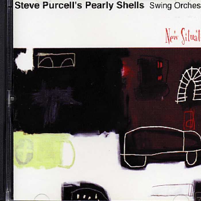 "From the Pearly Shells Swing Orchestra's 2004 release ""New Situation"""